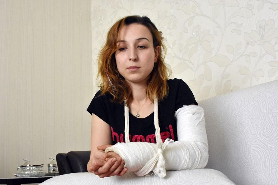Eşi tarafından vurulan Gizem: Hâlâ tehdit ediyor