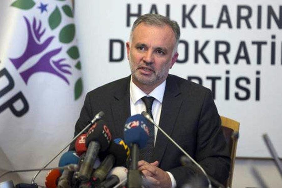 HDP Sözcüsü Ayhan Bilgen: Önce seçimlere saygı duyulmalı