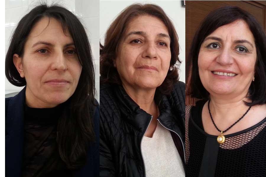 Kadınların gündemi esnek çalışma, şiddet, savaş...