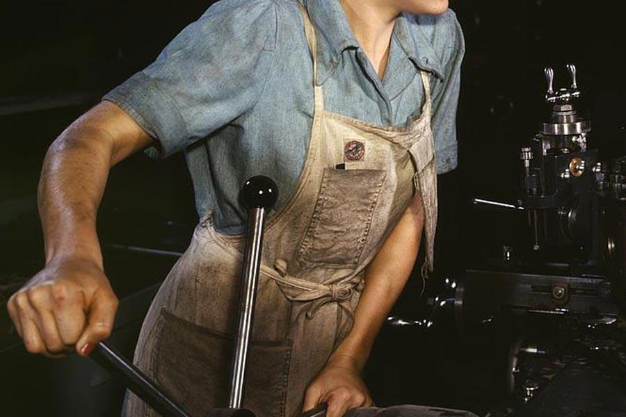 Kadın işçi