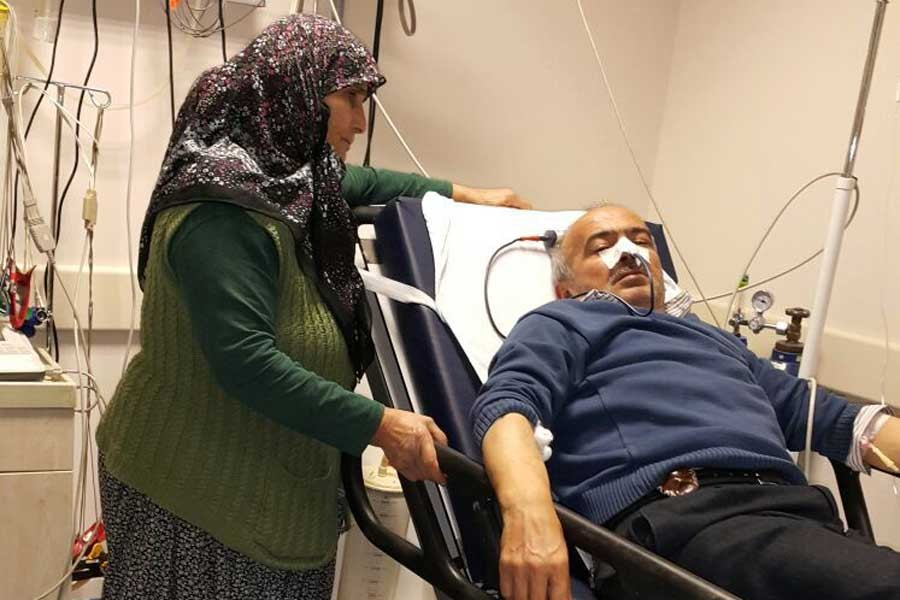 Muhtar AKP'li başkana kızdı, intihara kalkıştı