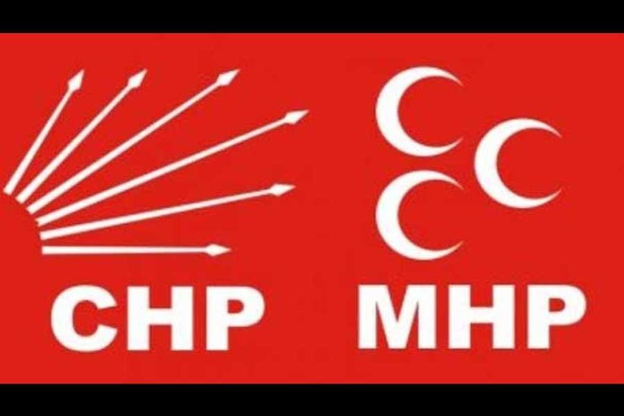 MHP ve CHP arasında rapor polemiği!