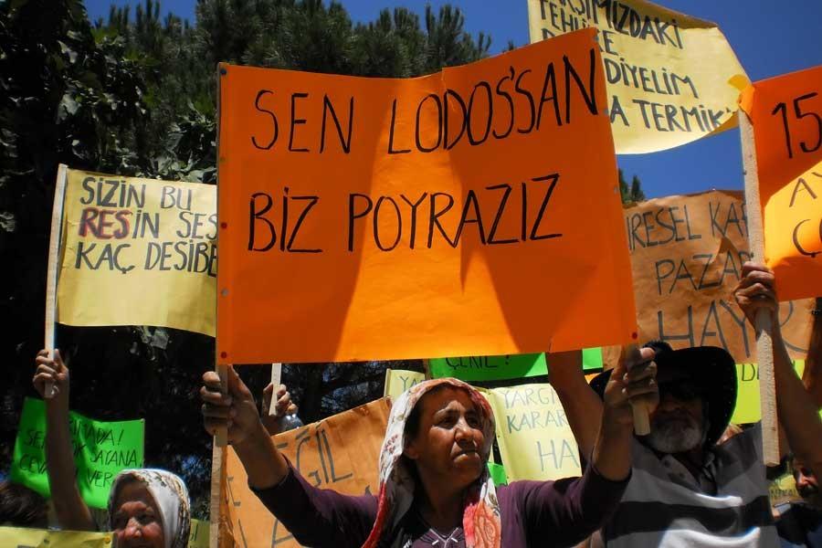 Karaburun'da RES şirketinin lisansı kesin olarak iptal edild