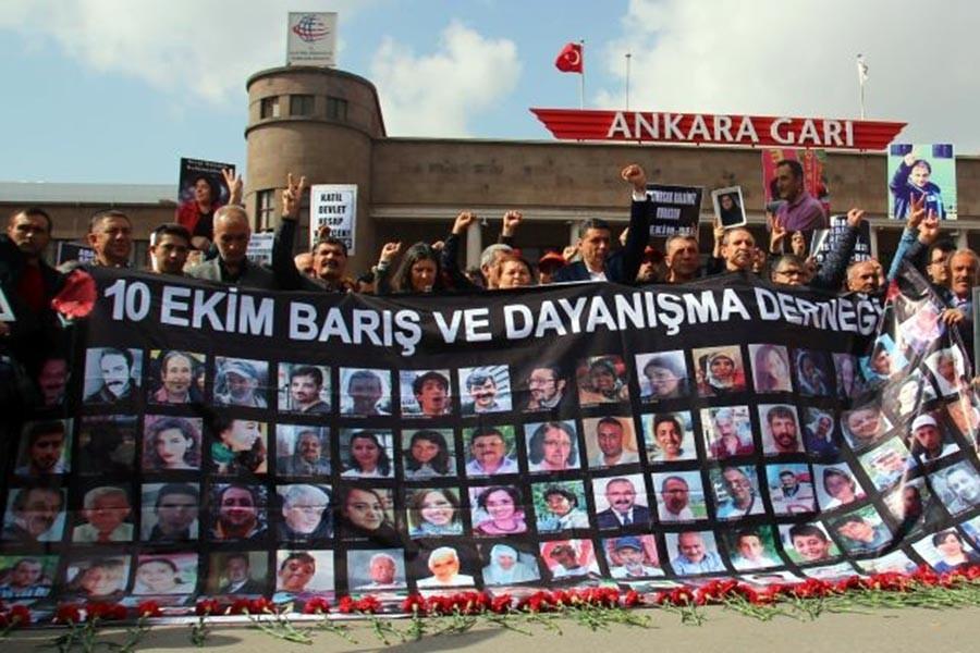 MİT'in 10 Ekim katliamından önceki raporu Meclis gündeminde