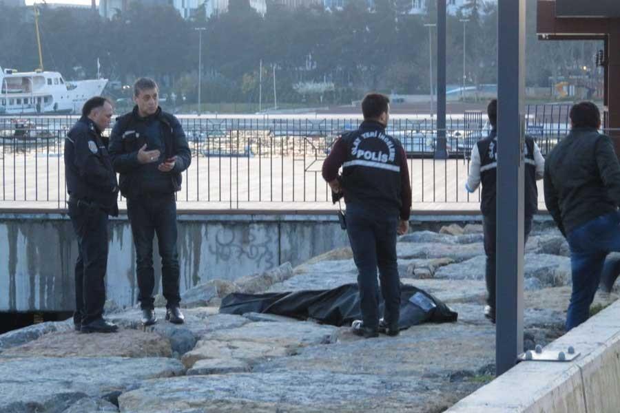 Tuzla'da denizde 19 yaşındaki gencin cesedi bulundu