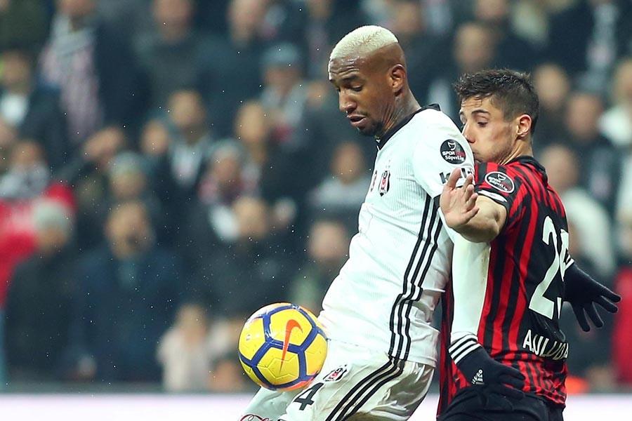 Beşiktaş, Gençlerbirliği'ni Talisca'nın golüyle geçti: 1-0