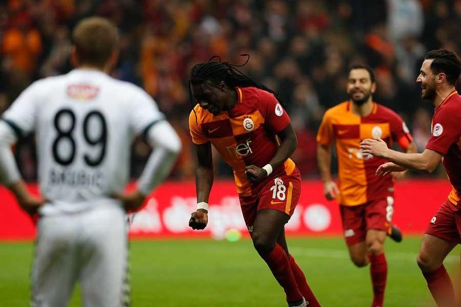 Galatasaray evinde düşme hattındaki Konya'yı ağırlıyor