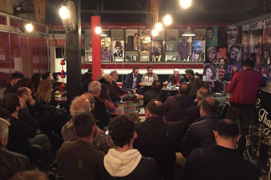 Kocaeli'de edebiyat şöleni: Direniş edebiyatın geleneğidir