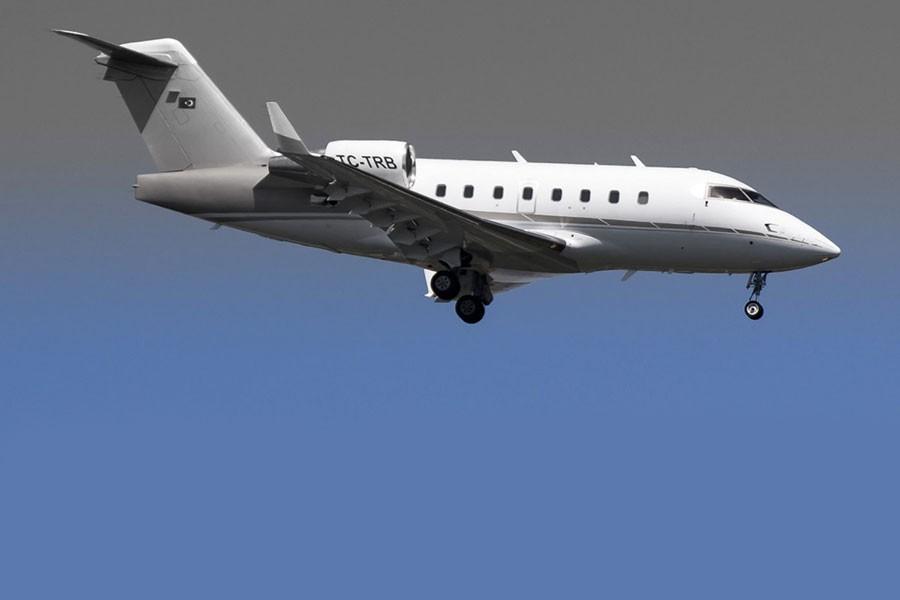 Başaran Holding'e ait özel jet İran'da düştü: 11 ölü