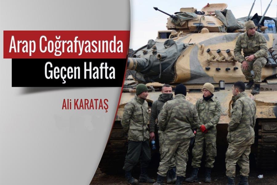 AKP'nin savaşı Suriye cephelerini rahatsız ediyor