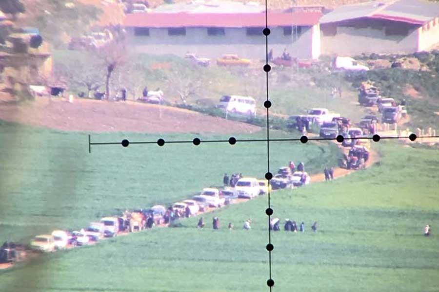 Afrin operasyonunda 52. gün: 1 asker hayatını kaybetti