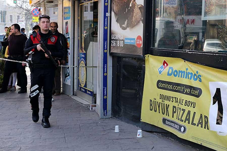 Kasımpaşa'da silahlı kavga: 3 yaralı