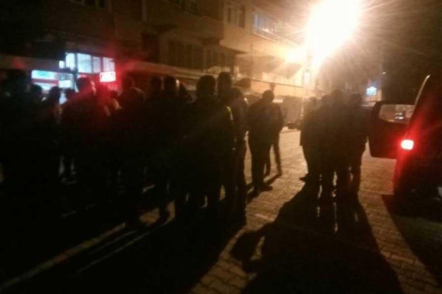 Samandağ'da bir kişi polis tarafından vurularak öldürüldü
