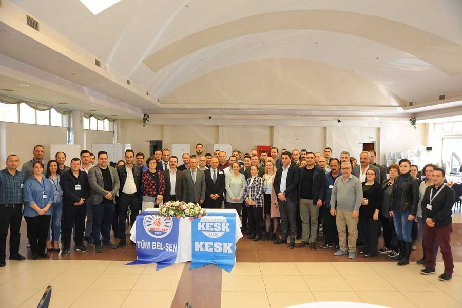 Tüm Bel-Sen ve Seferihisar Belediyesi arasında TİS imzalandı