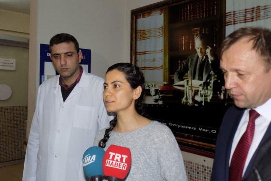 Karacasu'da zehirlenen öğrencilerden 178'i taburcu edildi