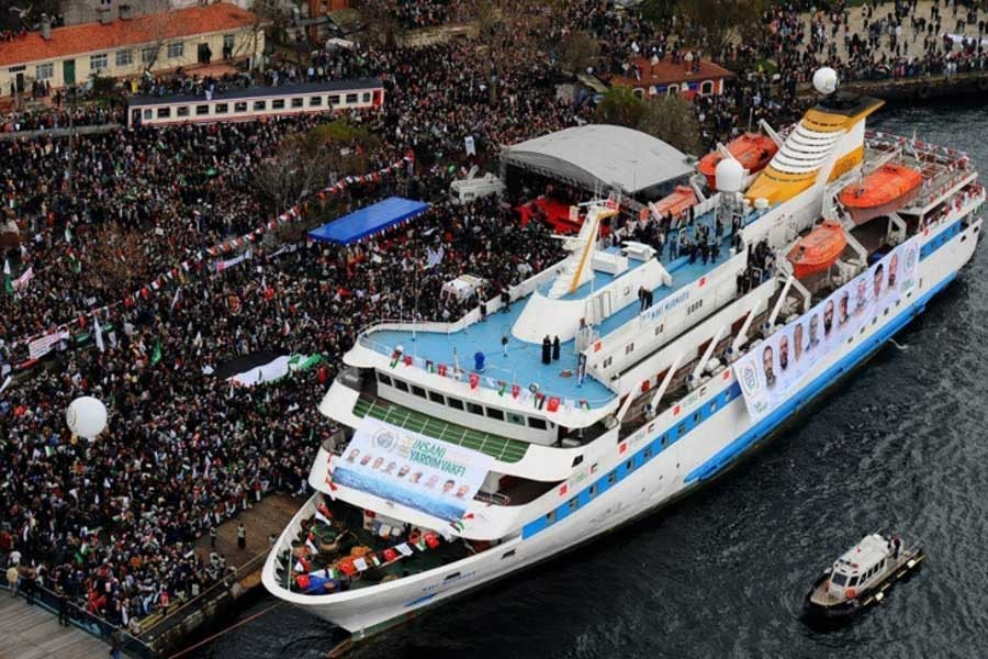 'Erdoğan Bey' ismini alan Mavi Marmara RO-RO gemisi olacak