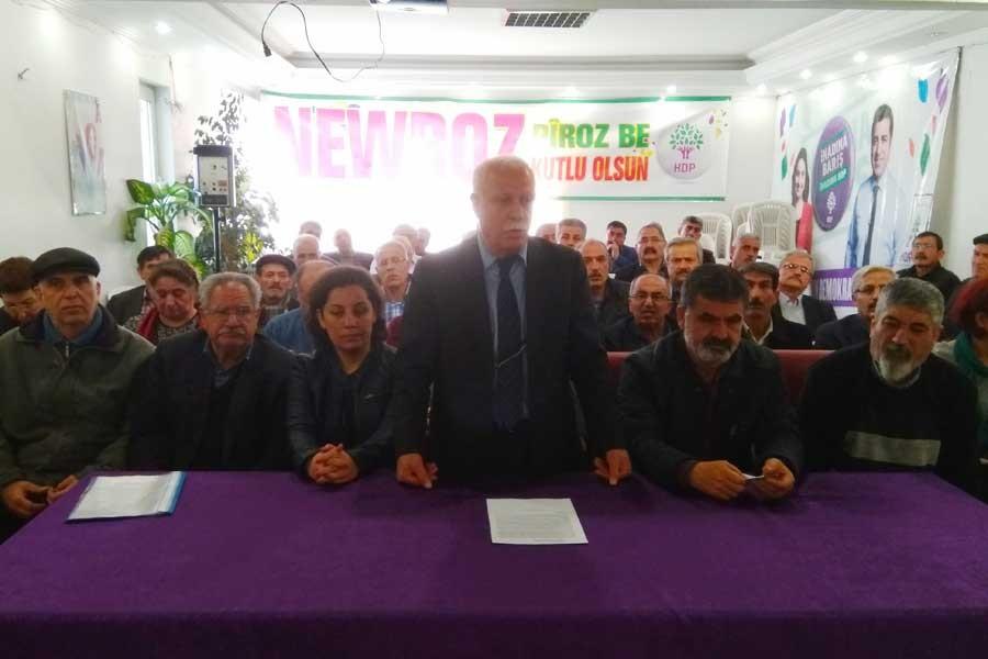 Antep'te Newroz 21 Mart'ta kutlanacak