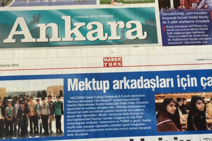 Habertürk Ankara Eki'ni kapatttı