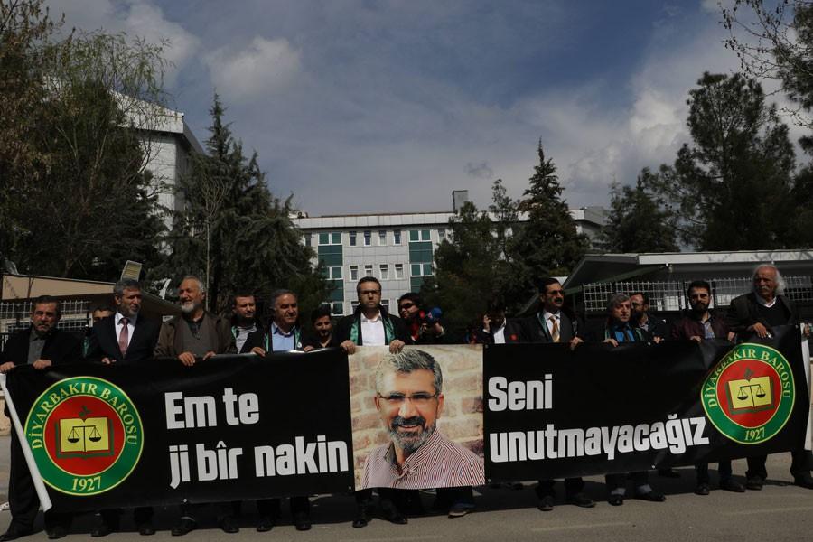 Diyarbakır Barosu: Tahir Elçi davasında hiçbir ilerleme yok!