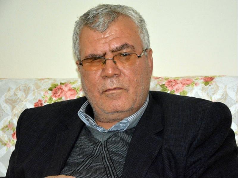 Volkan Eryiğit'in babası Aydın Eryiğit