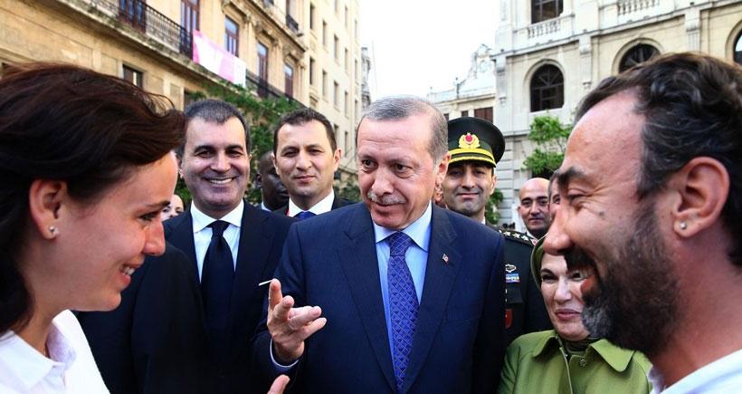 Erdoğan Küba'da 3 çocuk mesajını yineledi