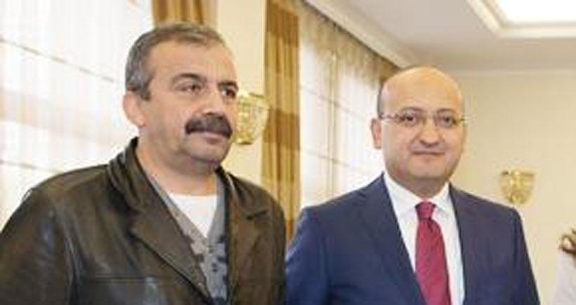Yalçın Akdoğan, Önder ile görüştü