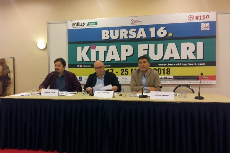 Bursa'da düşünce ve ifade özgürlüğü paneli