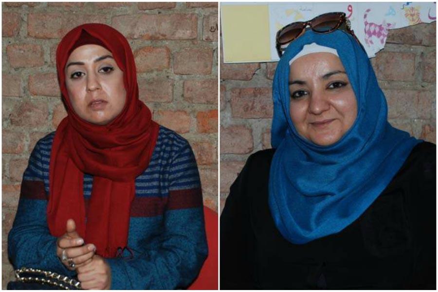 İzmir'de yaşayan Suriyeli kadın şairler: Şiirlerimizi kaybettik