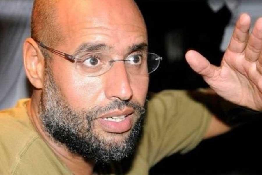 Muammer Kaddafi'nin oğlu Libya devlet başkanlığına aday