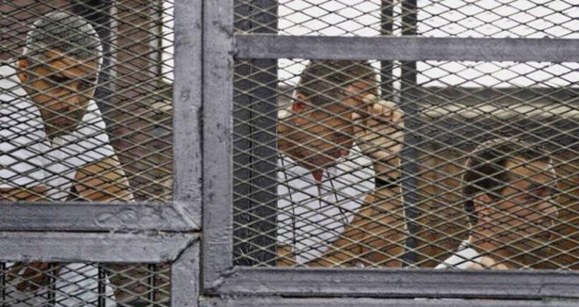 Mısır'da tutuklu Al Jazeera çalışanları serbest