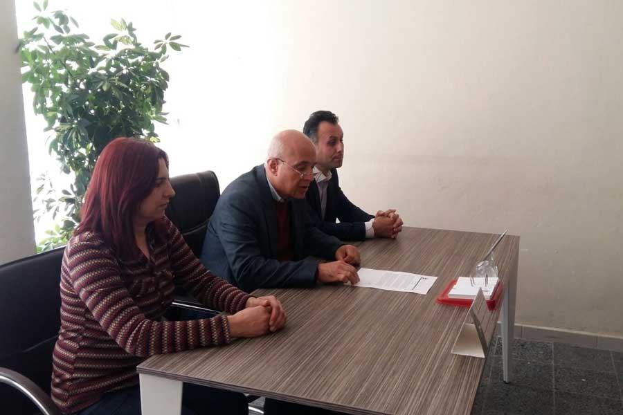 Hatay'da Newroz öncesi ev baskınları: 27 gözaltı