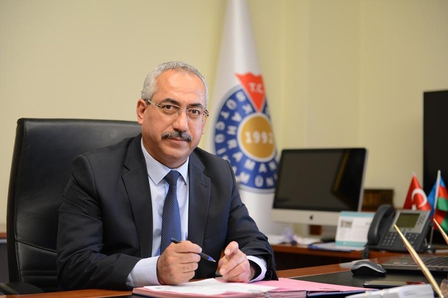 Sütçü İmam Üniversitesi Rektörü Durmuş Deveci görevden alındı