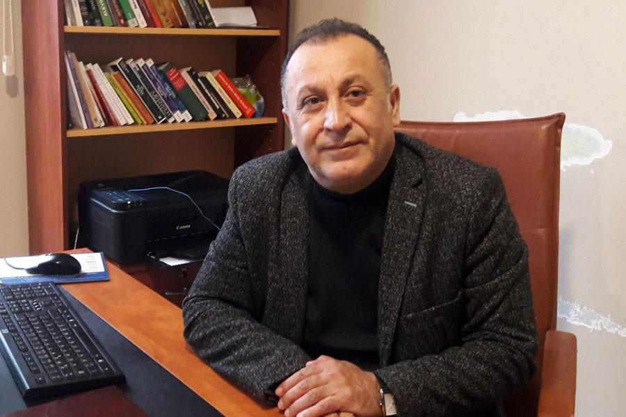 Alevi Bektaşi Federasyonu Genel Başkanı Muhittin Yıldız