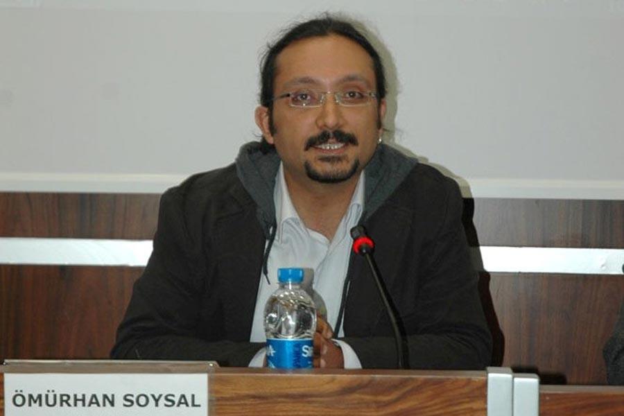 Elektrik Mühendisleri Odası Ankara Şube Başkanı Ömürhan Soysal