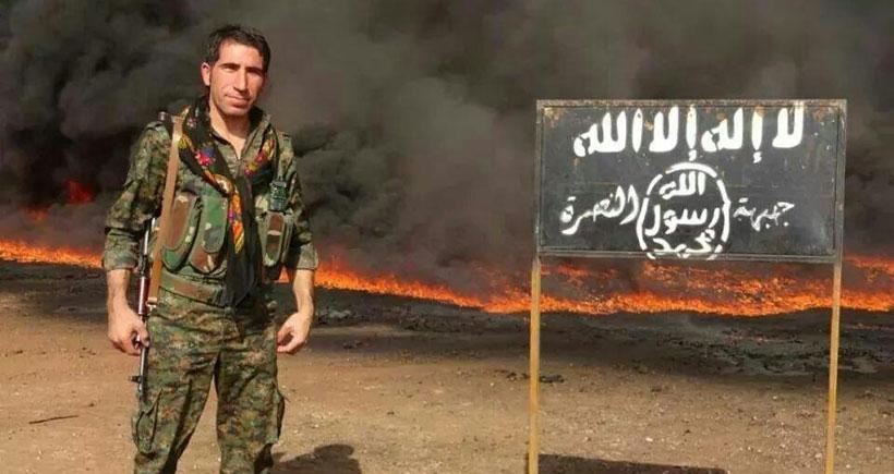 YPG medya sorumlusu Polat Can'dan Til Ebyad açıklaması