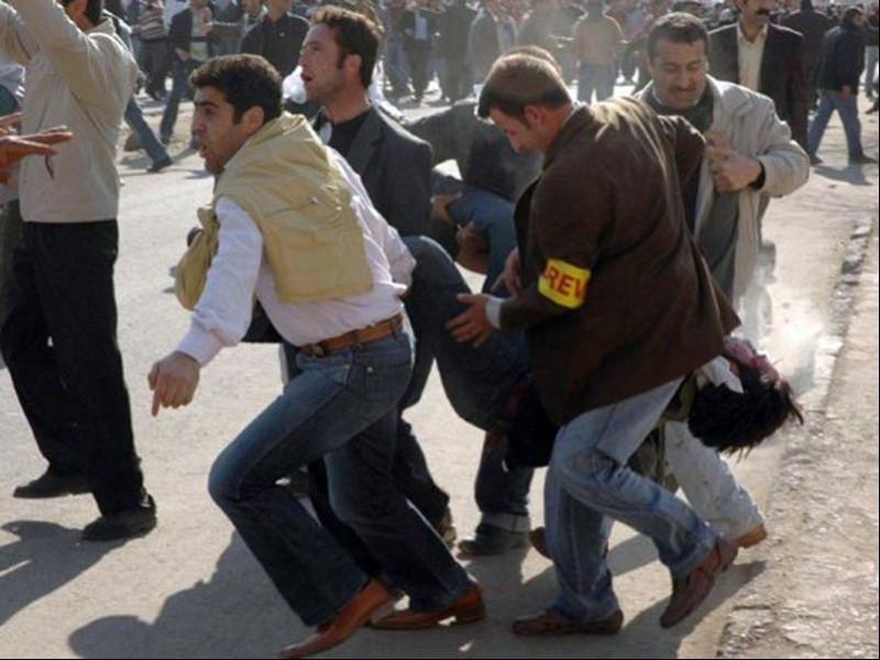 Diyarbakır 28 Mart olayları