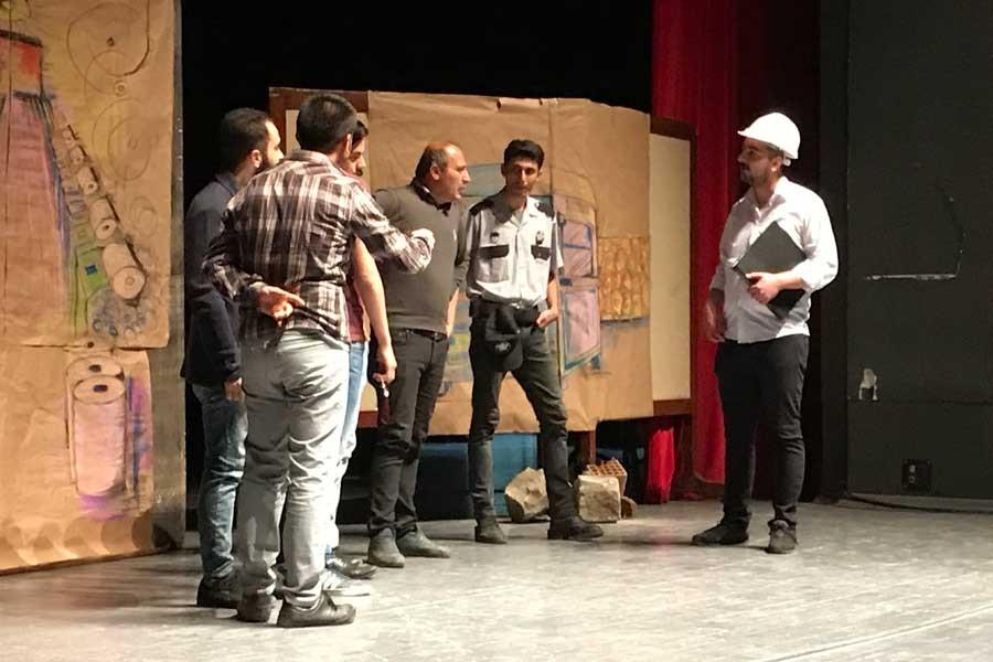 Kayseri işçi tiyatrosu