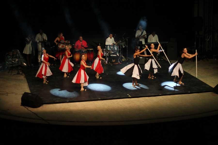 Küba Dans