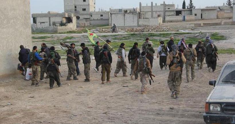 Kobanê'de 7 köy daha IŞİD'den temizlendi