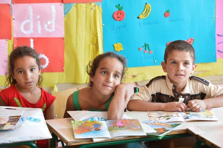 Göçmen çocuk eğitim