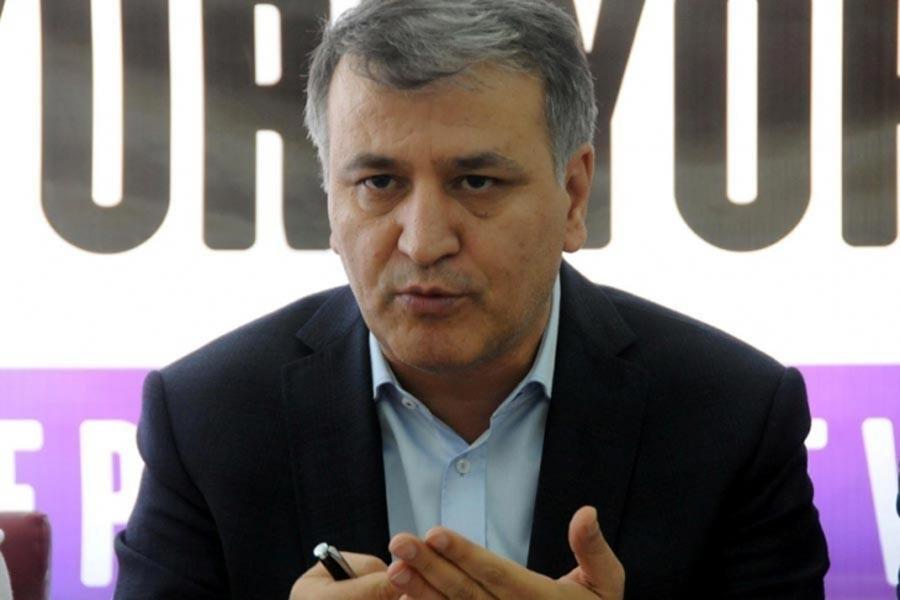 Halkların Demokratik Partisi (HDP) Gaziantep Milletvekili Mahmut Toğrul