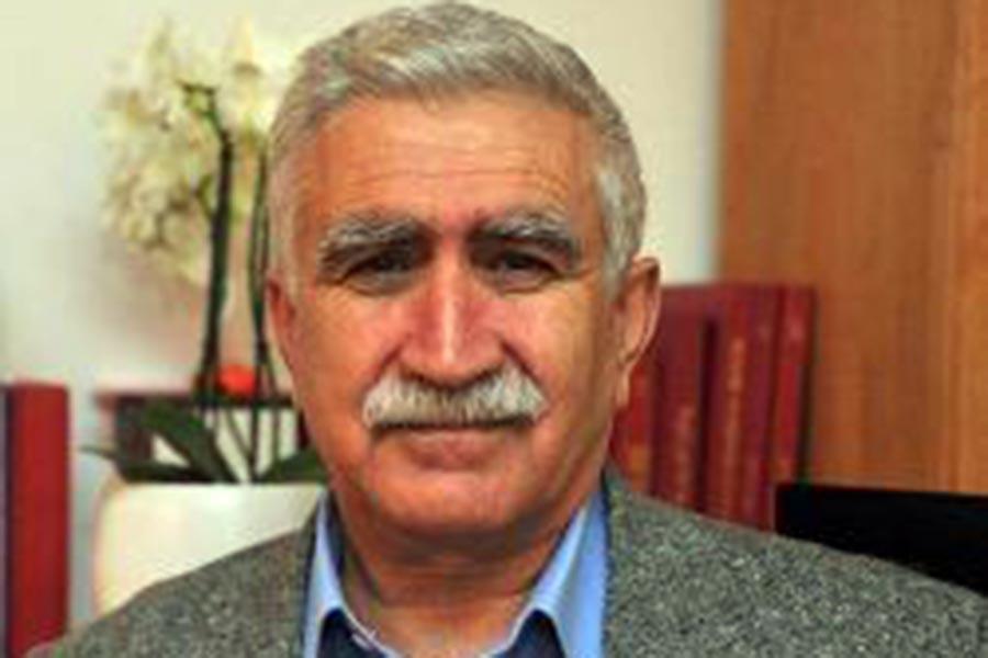 Kürdistan Sosyalist Partisi (PSK) Genel Başkanı Mesud Tek