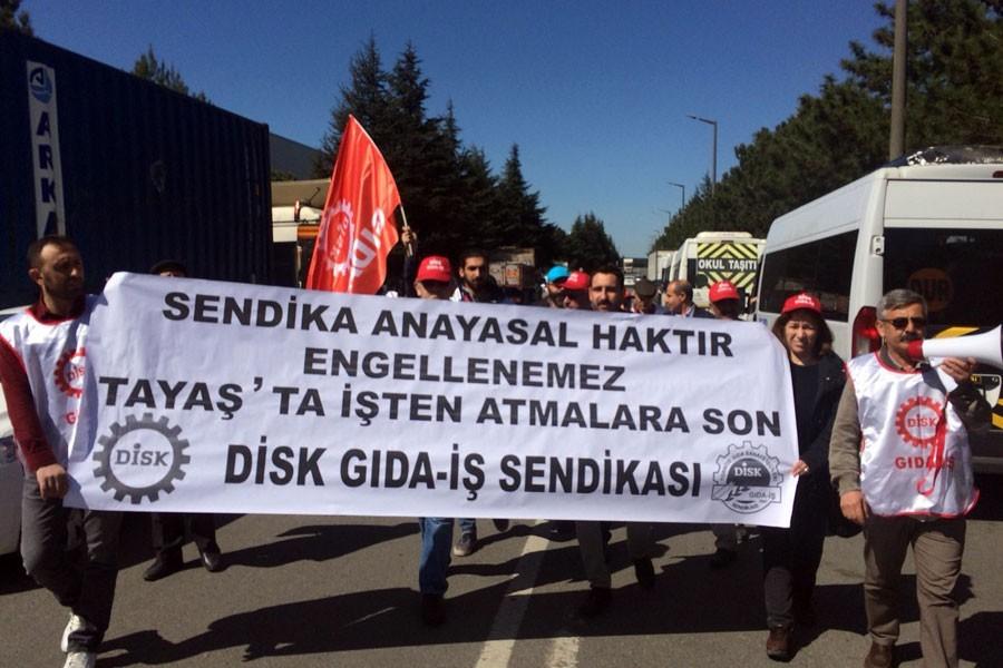 Tayaş işçileri: Depremde amirler dışarı çıkarken biz içeride çalıştırıldık