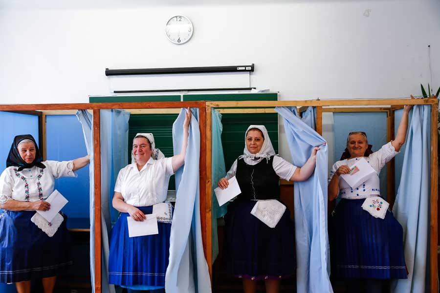 Macaristan seçim