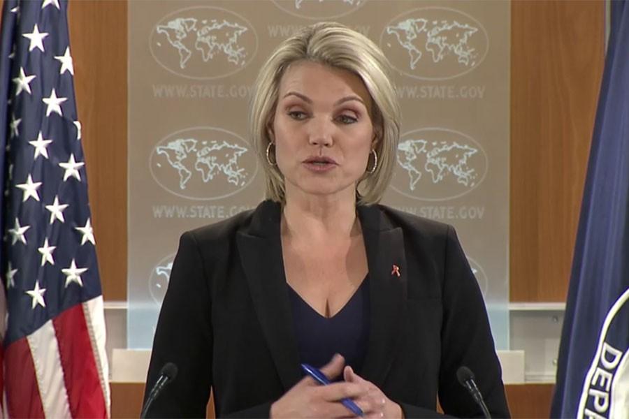 ABD: Brunson'ın bir an önce yurduna dönmesini istiyoruz