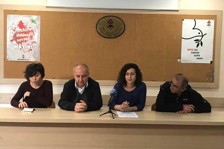Çalışanları gözaltına alınan ETHA: Biat etmeyeceğiz