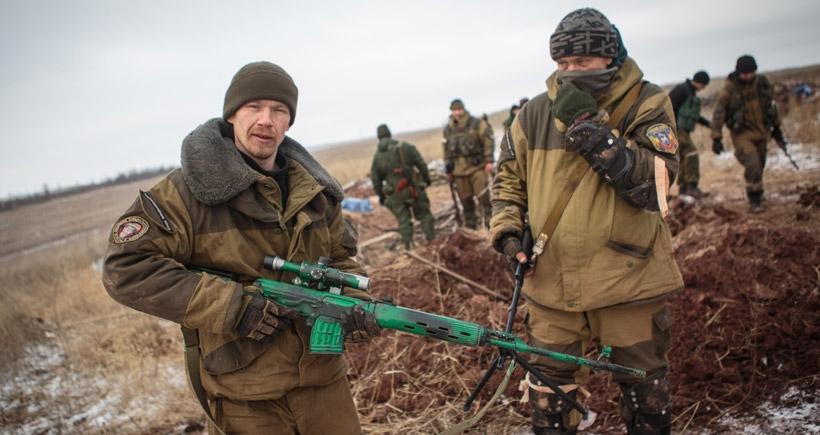 Poroşenko'dan ülke genelinde sıkıyönetim uyarısı