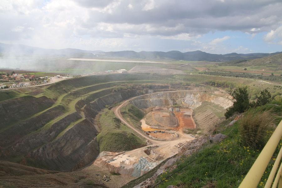 'Sınırsız ÇED Yönetmeliği' Bergama'da devrede
