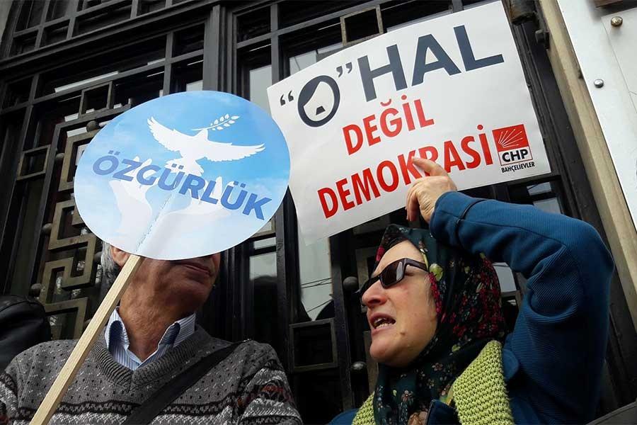 Avukat Cabbar Leygara: Hak ihlallerinin takibi engellenecek