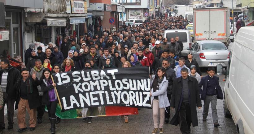 15 Şubat protesto edilecek